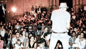 Crifiu ad Esco di Radio LIVE 2012