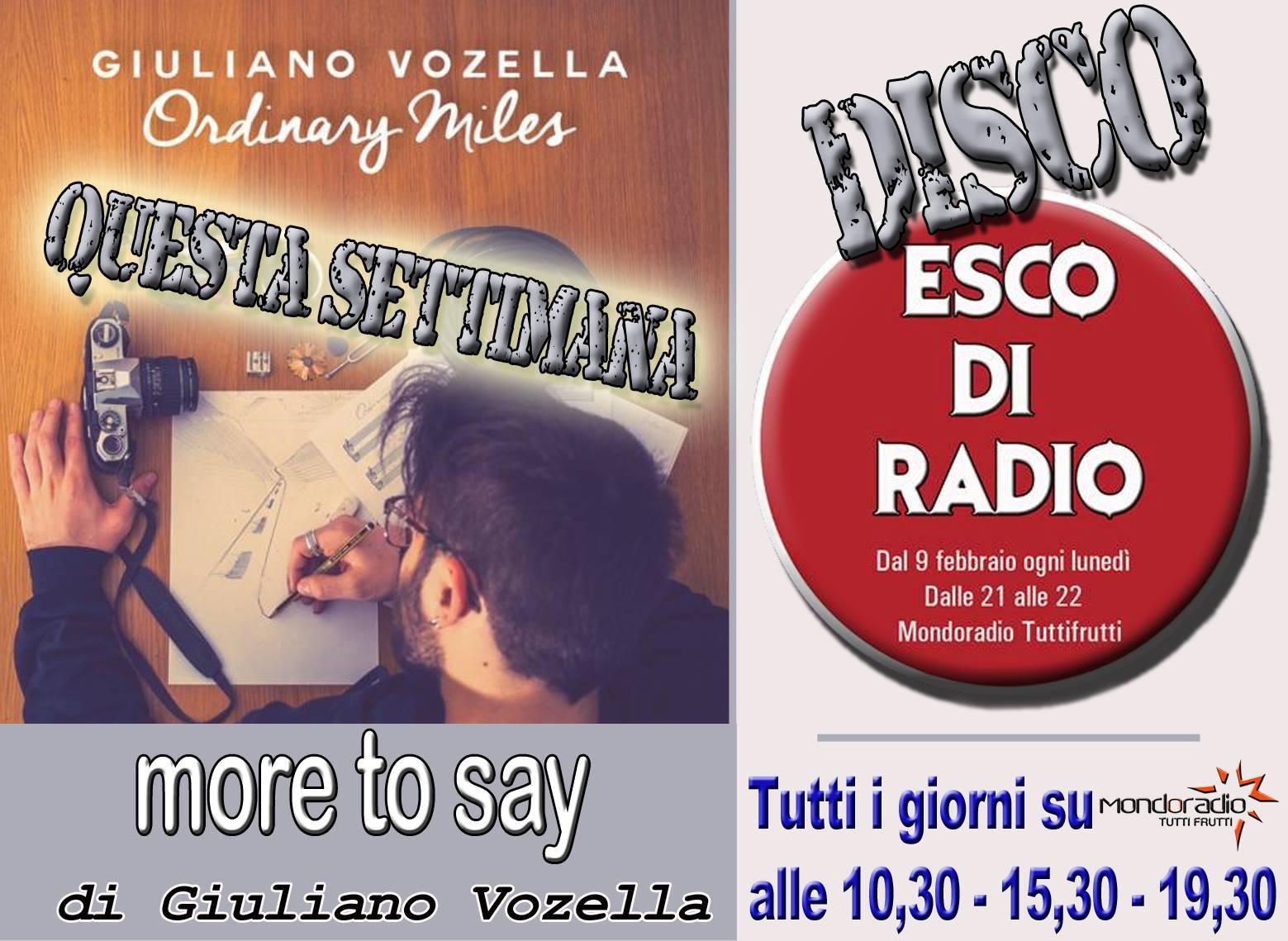 Disco Esco di Radio