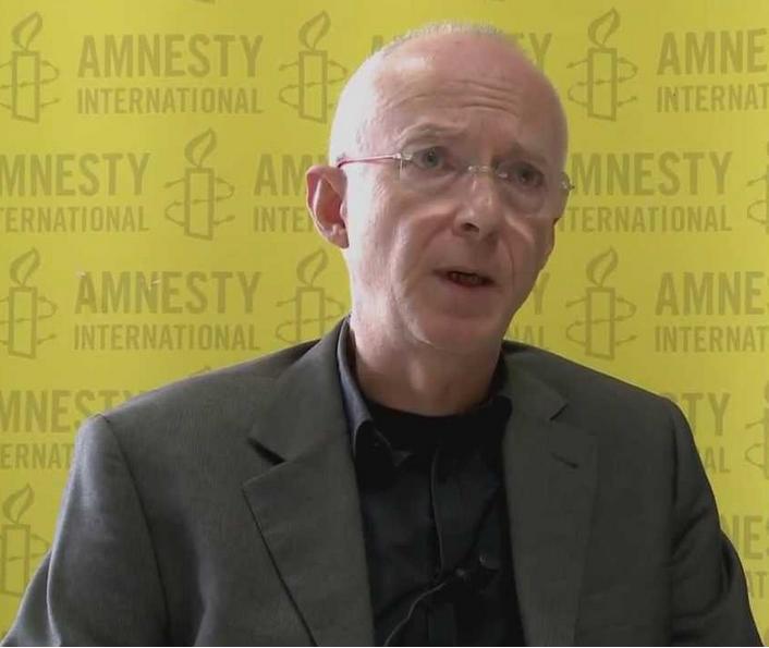 Riccardo Noury - Amnesty