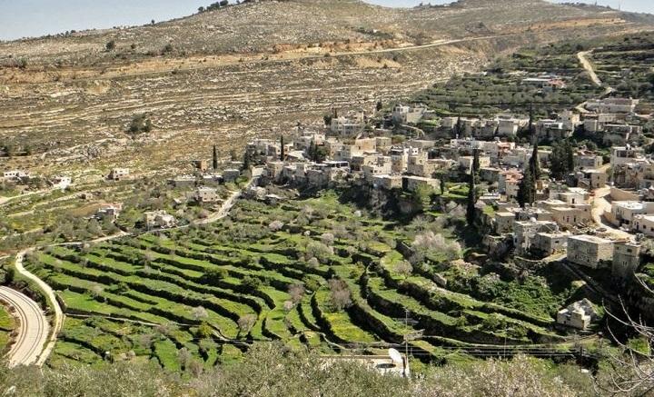 Paesaggio_antropico_Battir_Patrimonio_UNESCO_Palestina_Israele