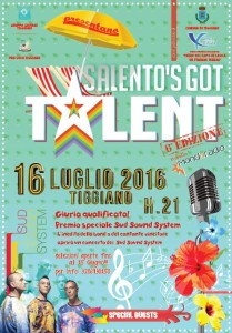 Salento got talent